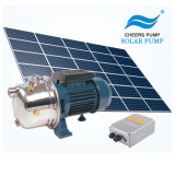 Pompe à jet et panneaux solaires sans frottoir de C.C de l'eau de surface solaire de prix de l'essence