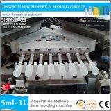 Máquina de molde de alta velocidade do sopro da injeção do frasco químico do LDPE do HDPE