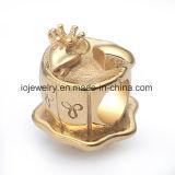 Populair nam Gouden Juwelen 10mm Parel voor het Maken van de Halsband toe