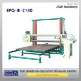 Epq-iii-2150 de horizontale re-Plakt Scherpe Machine van het Schuim