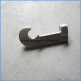 Hoogste Douane 45 die het Zink Gele CNC van de Precisie van het Staal de Spanschroef van het Deel machinaal bewerkt