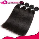 Волосы 100% бразильянина цвета волос девственницы оптовой продажи прямые естественные