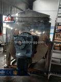 Do pó dobro horizontal da proteína do misturador da fita do aço inoxidável do alimento misturador seco