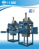Machine utilisée de presse à emballer de prix usine de Ves60-11070/Lb pour le coton et le vêtement