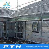 Bajo coste más fuerte y resistente estructura de acero de la luz de la Villa y Casa Modular prefabricados