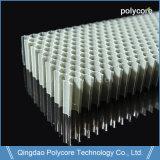 Comitato del favo del PC per il filtro dell'aria nella vetrina della visualizzazione di refrigerazione