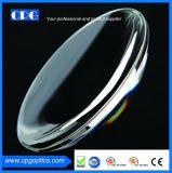 Lentille sphérique optique Polished superbe positive de Dia25mm N-Bk7