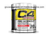 C4 Pre-Workout para aumentar la aptitud muscular, mejora de los hombres