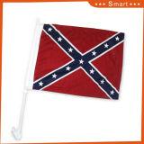 Флаг окна автомобиля оптовых поставщиков Festive&Party продуктов дешевых выполненный на заказ
