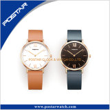 Colorful Straps를 가진 Ultrathin Dw Style Unique Hot Selling Simply Watch