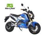 強力な1500W競争モデル2車輪の電気スクーター