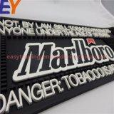Custom марки пластиковый / Мягкий ПВХ бар коврик для бар