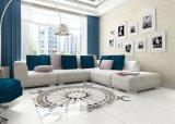 tuiles 800X800 de tapis d'étage de 600X1200mm avec le prix bon marché (BDJ60495-2)