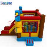 Bouncer de salto inflável do castelo Bouncy residencial
