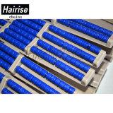 Hairise 882prr-Tab flache Oberseite-Kette mit Rollen-Nahrungsmittelgrad für Förderanlage