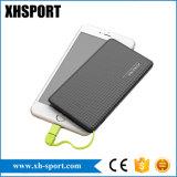 O banco móvel 5000mAh da potência Pn-952 Dual carregador de bateria do telefone do USB