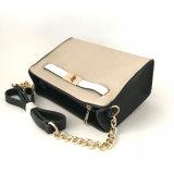 Satchel de couro de Crossbody do mensageiro da bolsa da bolsa do Tote do saco de ombro do plutônio das mulheres LC-008