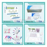 Kits d'essai rapides de réactifs diagnostiques d'IVD pour la grossesse, HIV, TB, gonorrhée, HIV, bande d'essai, kit d'essai
