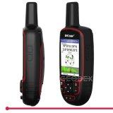 手持ち型GPS領域の計算GPSレーザーの距離計