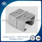 Matériel de haute qualité en acier inoxydable raccord de la barre de la main courante