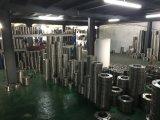 O aço inoxidável 304 dobrou flanges comum