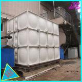 Réservoirs d'eau modulaires de fibre de verre personnalisable de longue vie d'approvisionnement d'usine