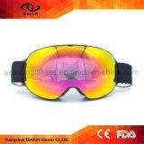 Riem van de Beschermer van de Ogen van de Ski van de douane de Volwassen Verwisselbare voor de OpenluchtBeschermende bril van Sporten