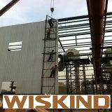 Almacenamiento de la granja prefabricados de estructura de acero de construcción con vigas de acero