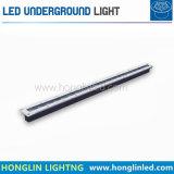 Iluminação subterrânea linear clara do diodo emissor de luz da paisagem 45W 1000mm RGB