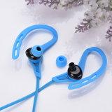 Sport stéréo de Handfree d'écouteur d'écouteur d'écouteur sans fil de Bluetooth pour le téléphone