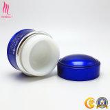 голубой алюминиевый контейнер 15ml для сливк забеливать/ночи