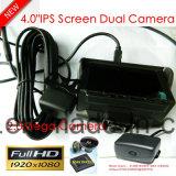 2017 новый ID 4.0inch IPS Car DVR с маршрута слежения GPS Car панели камеры, карты Google воспроизведения, GPS Logger автомобильный цифровой видеорегистратор