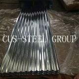 Гальванизированные стальные толь металла/лист крыши волнистого железа
