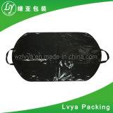 Eco Friendly Non Vêtement tissé sacs avec fenêtre transparente en PVC et couvercle de costume