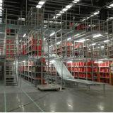 Rack en mezzanine à étagères multi-niveaux de haute qualité