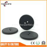 Material PPS laváveis e etiqueta de Lavandaria RFID barata de custos para a indústria e recordações