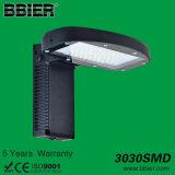 Dlc a indiqué la lampe de mur de 60W DEL pour l'éclairage extérieur de mur