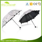 Изготовленный на заказ зонтик патио створки логоса для рекламировать