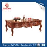 Table à café sculptés à la main (P241)