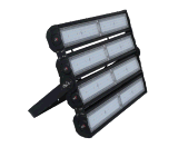 Alta poste LED luz del deporte de la corte de 2018 800 vatios, luz de inundación de IP68 LED Statium con 8 años de garantía