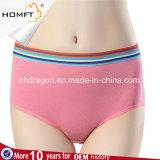 Il cotone elastico variopinto delle nuove donne di stile imparte le direttive alla signora classica Panty Underwear delle mutandine della Metà di-Vita