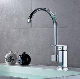 ألمانيا مربّعة حارّة/يدور باردة يمزج ماء حوض مطبخ صنبور