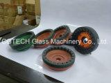 Edger elaborante di vetro dell'asse di rotazione di verticale 11 con il modello manuale
