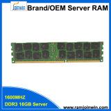 Лучшая цена DDR3 16ГБ 2Rx4 1600Мгц PC3-12800 функции ECC RAM сервера
