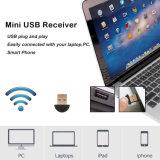 Scanner de code-barres portable 1D, accès sans fil Bluetooth 4.0 Mini lecteur de codes à barres, l'appui tablette/Smartphone/PC, le CCD de périphérique Lecteur de code barres, MJ2860