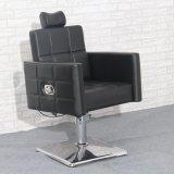 의자를 유행에 따라 디자인 해 Footrest 머리 받침 이발사와 가진 의자를 유행에 따라 디자인 하는 U 모양