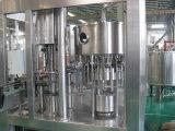 Completar el llenado de lavado de botellas de PET máquinas de llenado monobloque tapadora