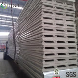 Cavity barrier Cladding Prefab Composite Metal PU sand-yielded panel