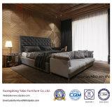 Het donkere Meubilair van het Hotel van de Kleur met de Houten Reeks van het Meubilair van de Slaapkamer (yb-ws21-1)