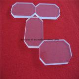 Disco de vidro de quartzo fundido/Janela/Placa